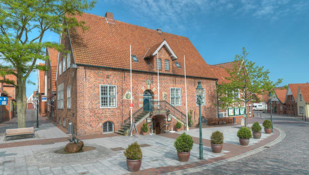 Otterndorf Rathaus